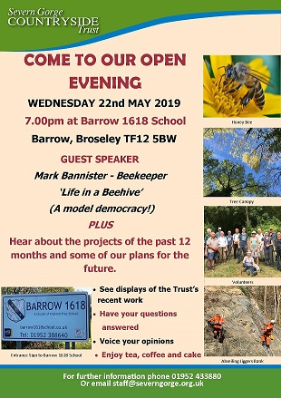 Annual Open Evening 2019