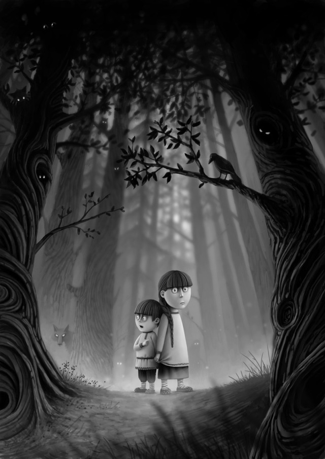 Wild 'n' Spooky – Family Walk